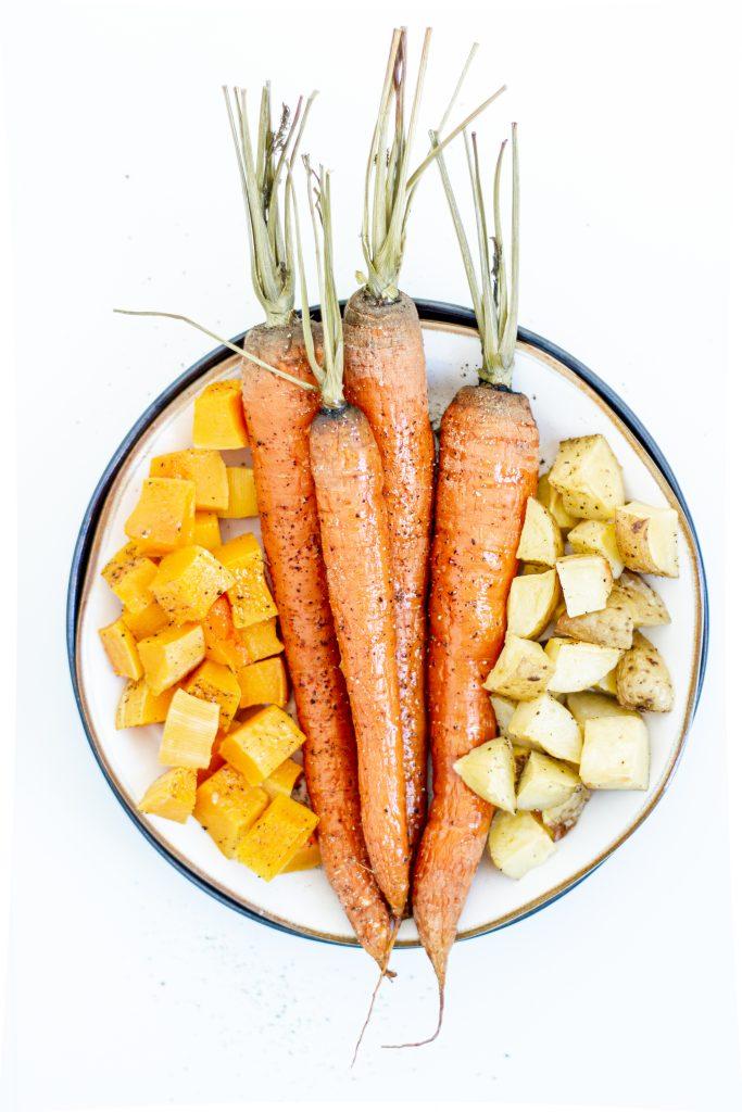 pecena-mrkva-tekvica-zemiaky-v-rure