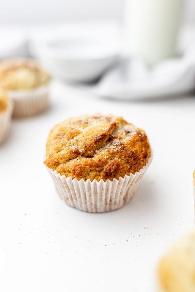 vegánske-banánové-muffiny